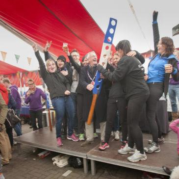 Sloeproeiers Zwolle-Hattem snelste in Weesp