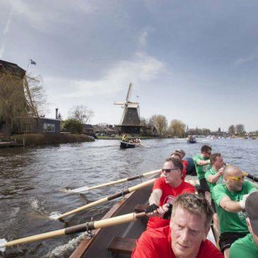 Zwolle en Hattem knokken op Hollandse Vecht